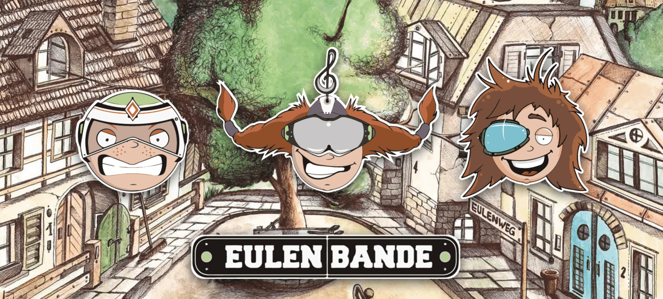 Eulenbande-Banner