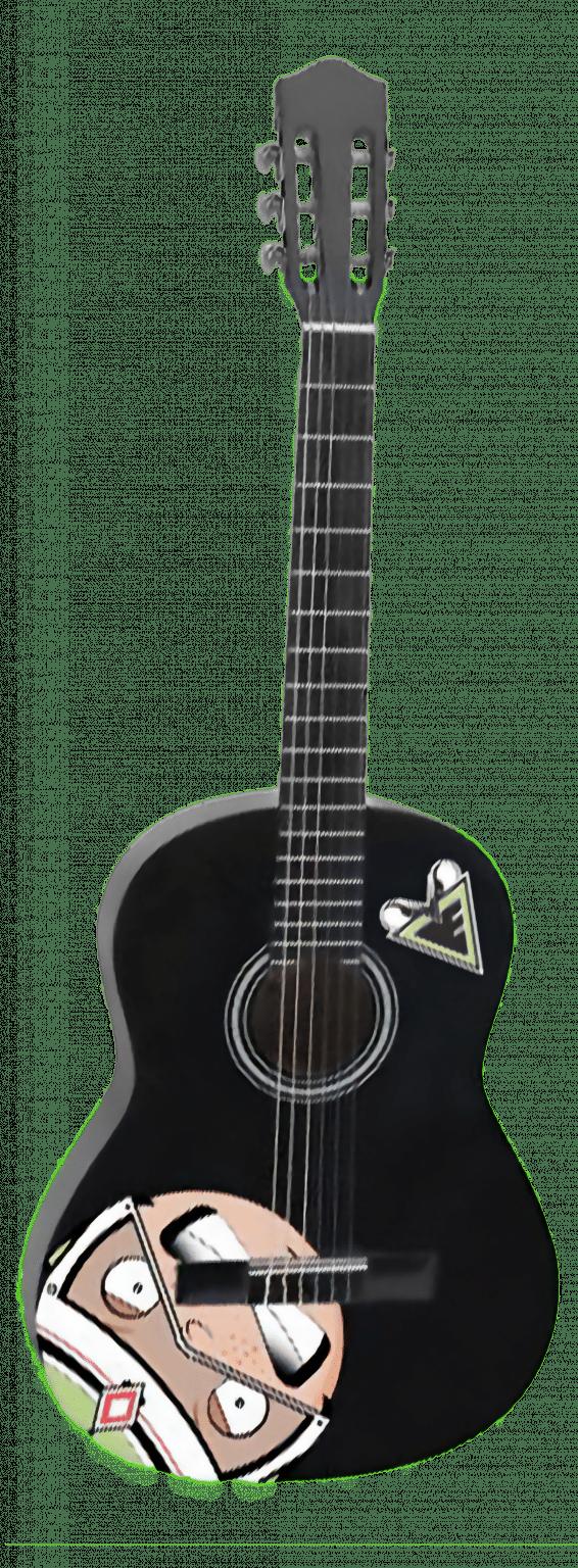 Abbildung der Gitarre Neo